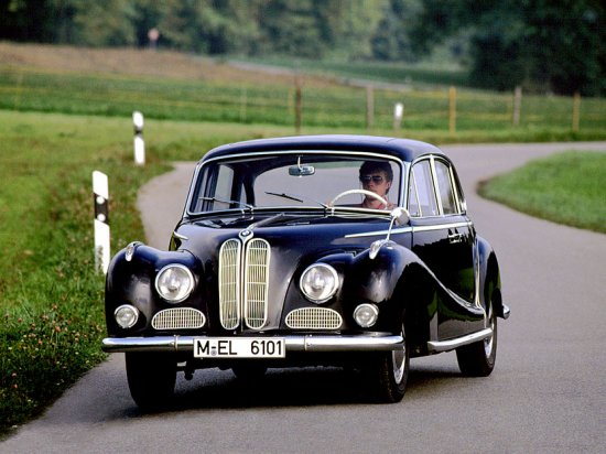 """Старые модели """"BMW"""""""