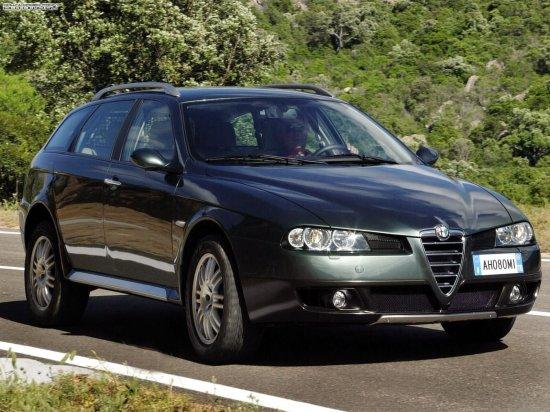 Alfa romeo  156 Crosswagon Q4