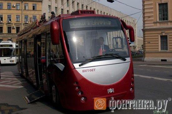 АКСМ-420 «Витовт»: новые принципы городского транспорта (обзор и фото)