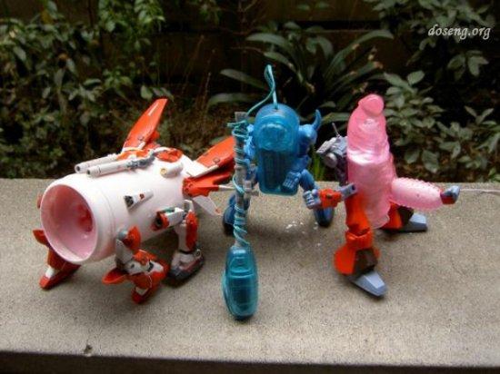 Битва секс-игрушек