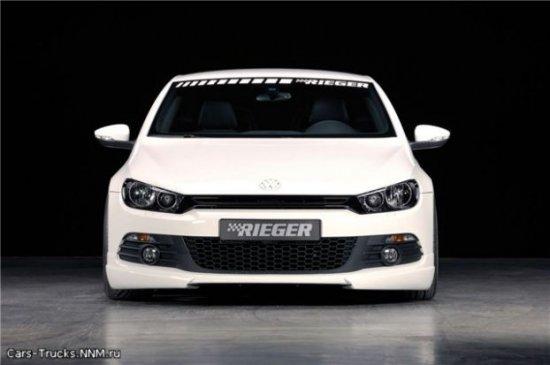 Volkswagen Scirocco Rieger
