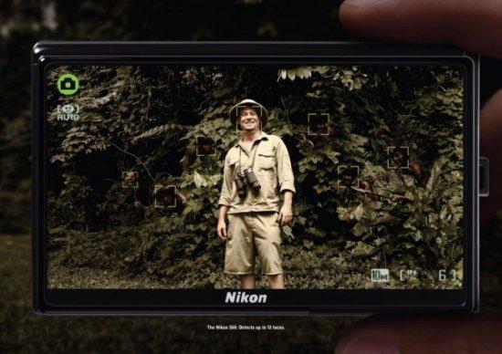 Nikon замечает все!