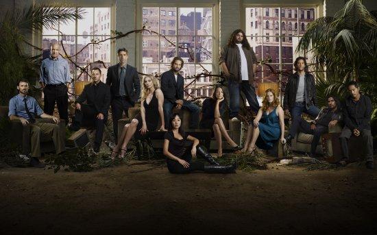 LOST / Промо-фото 5-го сезона