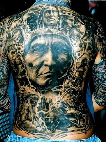 Международный фестиваль татуировки в Будапеште