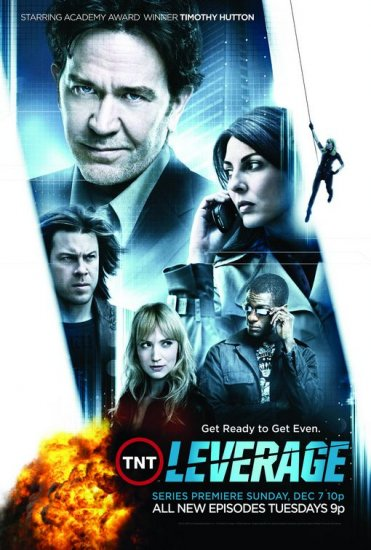 The Leverage - сегодня премьера