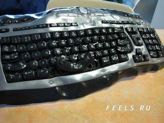 Моддинг клавиатуры по-русски