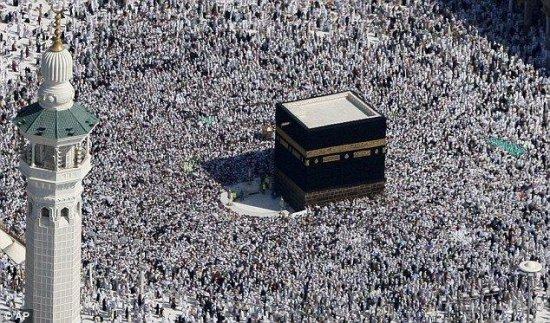 3 миллиона мусульман