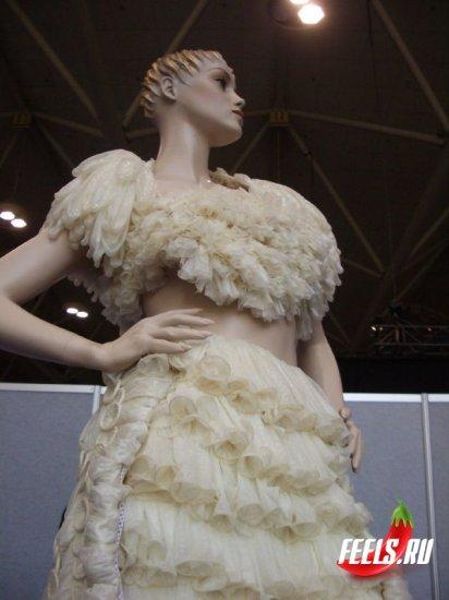 А Вы бы вышли замуж в таком платье?