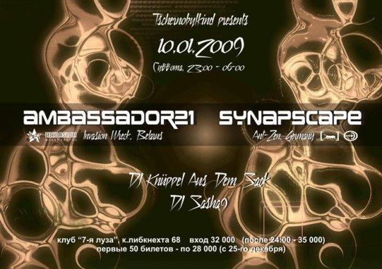 SYNAPSCAPE & AMBASSADOR21 in Minsk