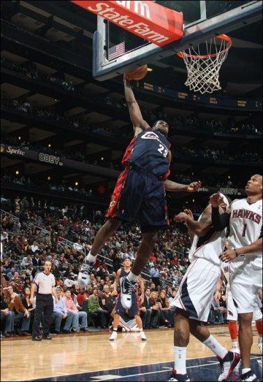«Атланта» — «Кливленд» 97:92 + результаты матчей НБА (14 декабря)