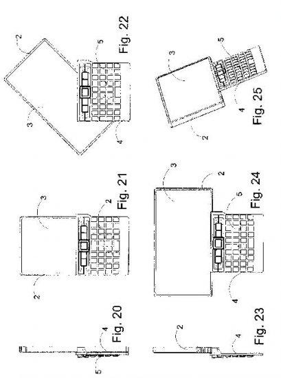 Nokia патентует новый форм-фактор