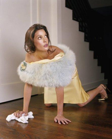 Teri Hatcher - звезда Отчаянных домохозяек
