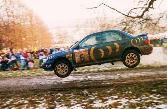 ����� ��������: Subaru ������������ �� ������� � ����� WRC