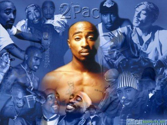 2pac Shakur картинки