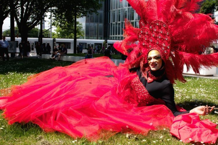 Секс и любовь. Гей-парад в Берлине.