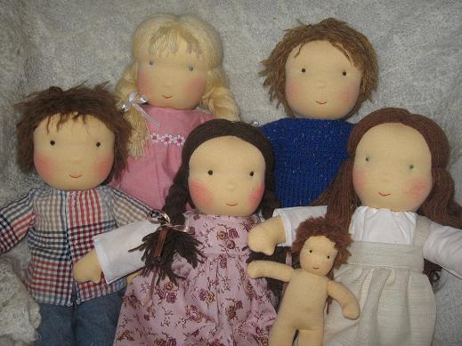 Для кукол своими руками фото