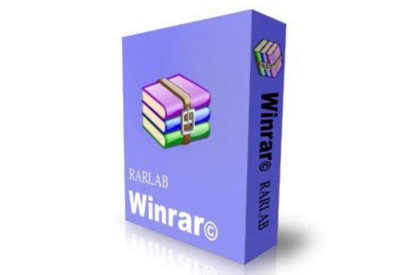 Последняя версия архиватора WinRAR.