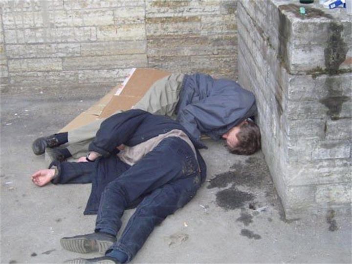 Ощущение человека который бросил пить и курить