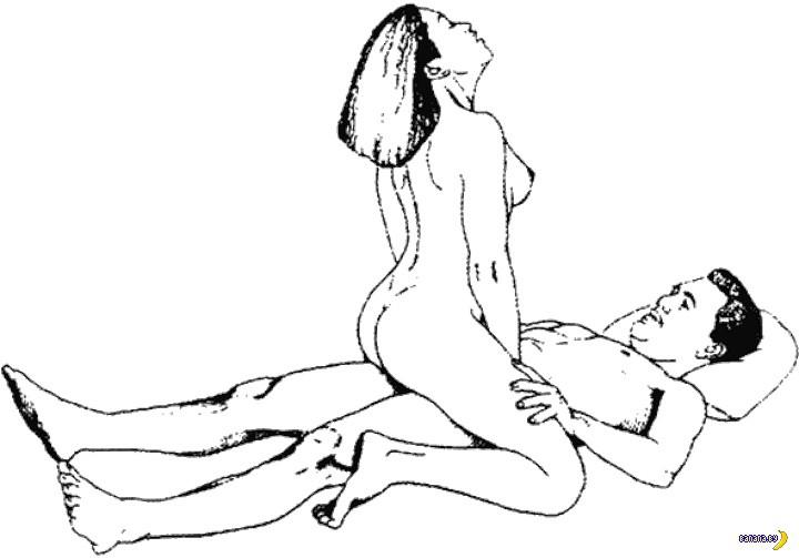 выяснила, правильная поза для оргазма женщин видео оно всегда