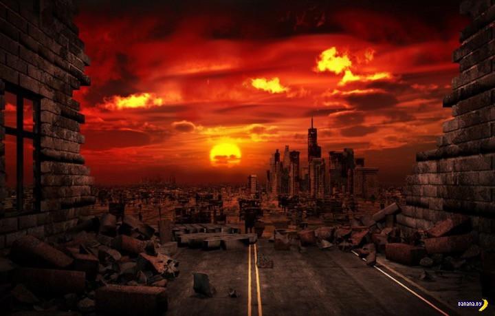 Чем займешься во время апокалипсиса конец человечества 2018