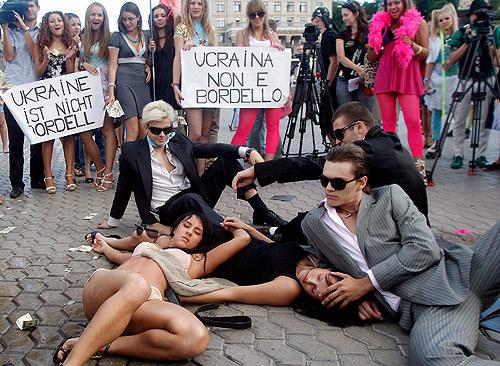 Акции против секс туризма